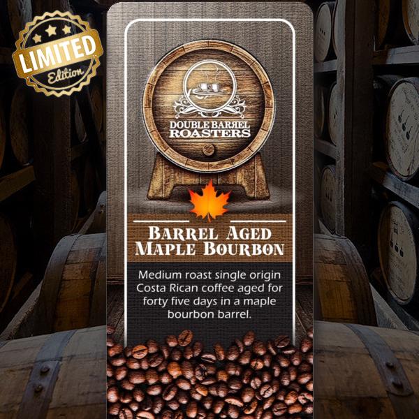 Barrel Aged Maple Bourbon